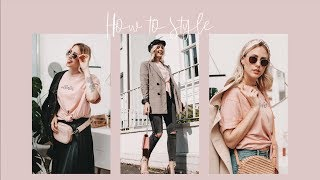 How To Style Summer Outfits | 1 Shirt 3 Styles | JO & JUDY