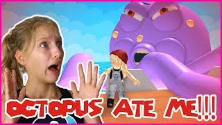 Getting Eaten by a GIANT OCTOPUS!