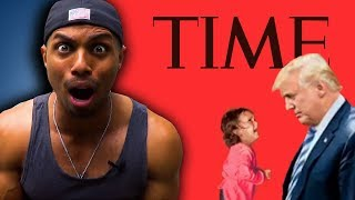 Time Cover Magazine - What Happened?
