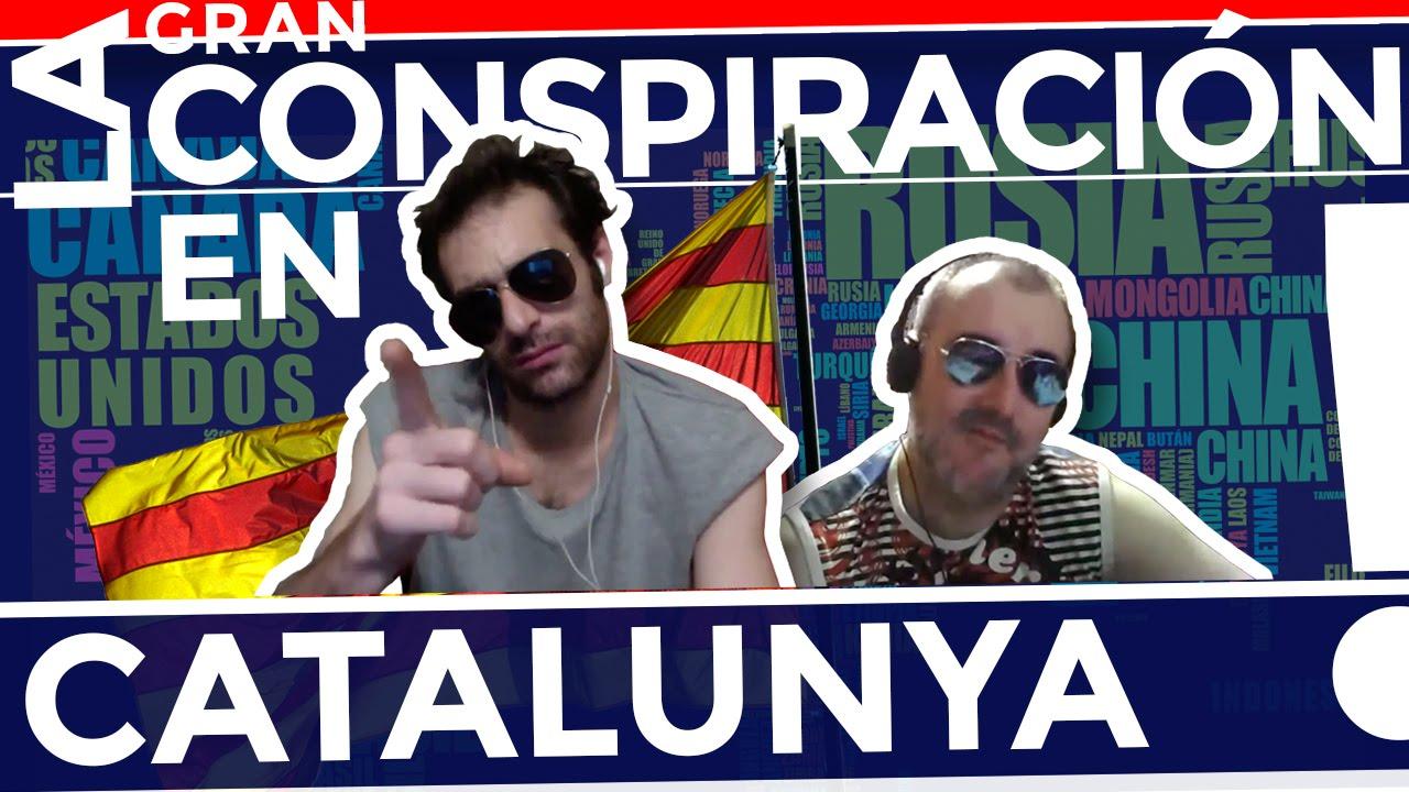 ver el video Catalunya la gran conspiración