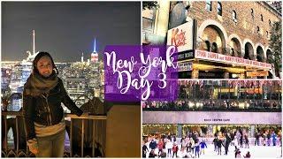 New York Vlog November 2017 | Day Three
