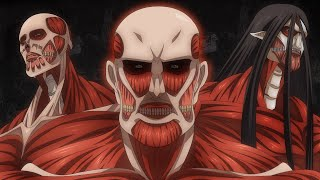 All COLOSSAL TITANS in History EXPLAINED! | Attack on Titan | Ancient Titans