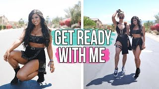 GET READY WITH ME FOR COACHELLA