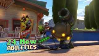 Plants vs. Zombies Garden Warfare - Garden Variety Pack Launch Trailer!