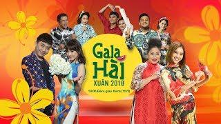 GALA HÀI XUÂN 2018 - PHẦN 3 (GAME) | CHƯƠNG TRÌNH ĐÓN GIAO THỪA 2018