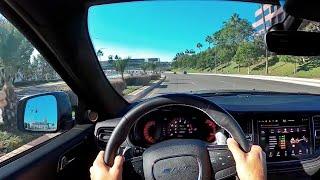 2021 Dodge Durango SRT Hellcat POV Test Drive (3D Audio)(ASMR)