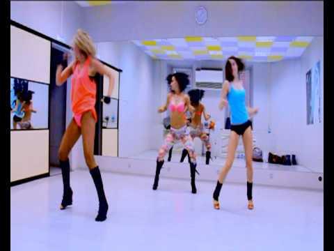 Pitbull Feat. Lil Jon -- Shake Them Dice And Roll (choreography Katya Flash) Go-Go Dance