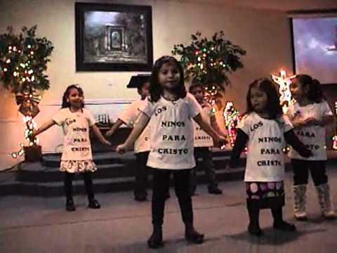 danza cristiana loco por vos