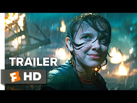Godzilla: King of the Monsters Comic-Con Trailer (2019)   Movieclips Trailers