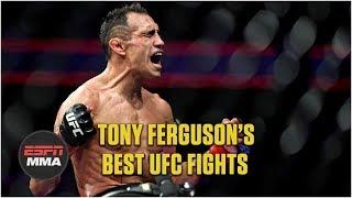 Tony Ferguson's best UFC fights   ESPN MMA