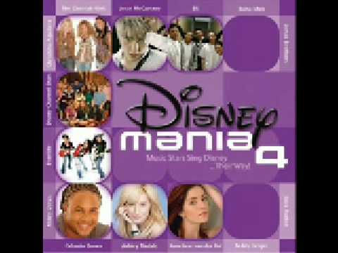 Disney Channel Stars - A Dream Is A Wish Your Heart Makes