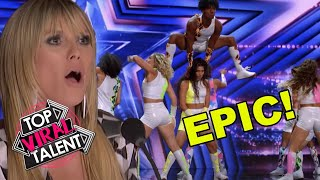 THE BEST AMERICA'S GOT TALENT  2021 DANCE GROUP AUDITIONS!