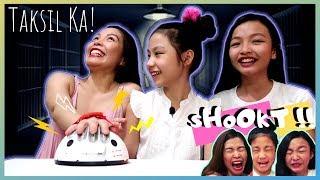 LIE DETECTOR CHALLENGE | Masakit Ba? Pag Una? | Aurea & Alexa with Mommy Misa