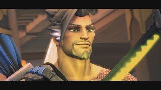 Hanzo's Brother Is Dead & Genji Is Not (FINDub)
