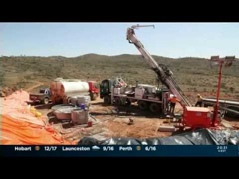Impact Minerals on ABC's The Business 7th June 2016