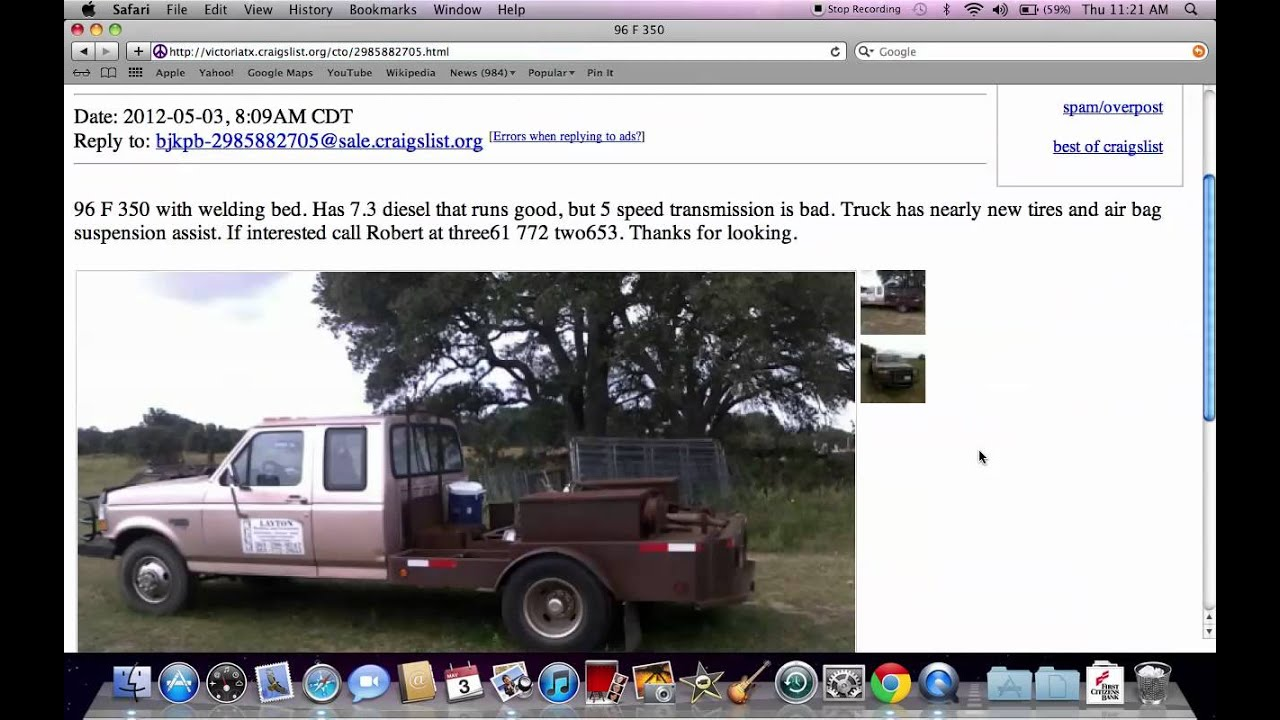 Craigslist Tx Cars: Used Cars And Trucks For Sale By