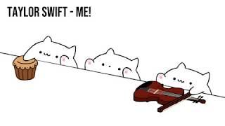 "Bongo Cat - Taylor Swift (feat. Brendon Urie) ""ME!"""