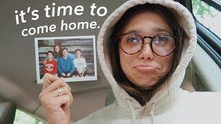 breaking my siblings out of summer camp!