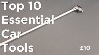 Top 10 essential tools for the DIY home mechanic to start servicing your car | Road & Race S01E02