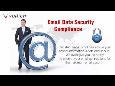 Vodien Offers Quality Email Hosting Services