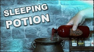 How To Make A Sleeping Potion