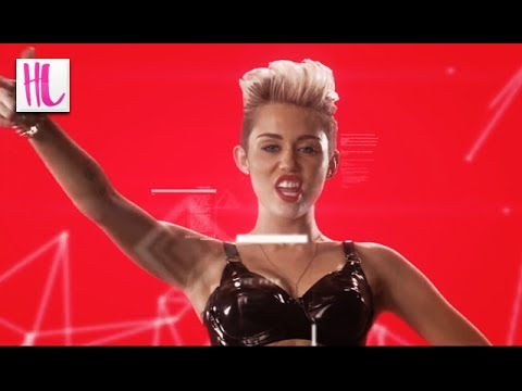 Miley Cyrus Raps About Molly In Will.I.am 'Feelin Myself' Video - Smashpipe Entertainment Video