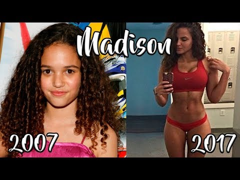 Disney Channel Famous Girls Stars Before And After 2017