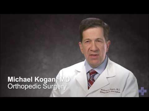 Meet Dr. Michael Kogan, Orthopedic Surgery - Advocate Health Care