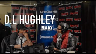 D.L. Hughley Goes Wild! Hilarious Take on Presidential Race, D'Angelo Russel & Much More!