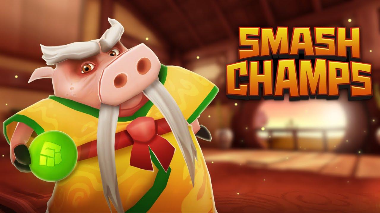 Играй Smash Champs На ПК 1