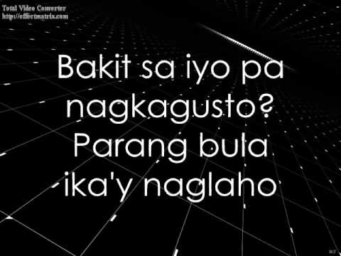 Por Que (Tagalog version) by Maldita (with Lyrics)