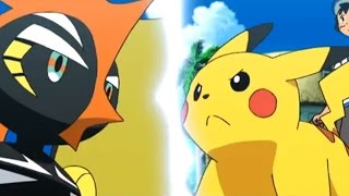 ash vs tapu koko pokemon amv