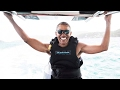 Watch: Obama enjoys water sports with Virgin chief..