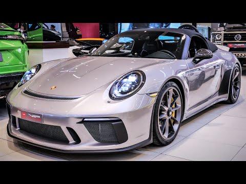 Porsche 911 Speedster Sınırlı Spor Araba