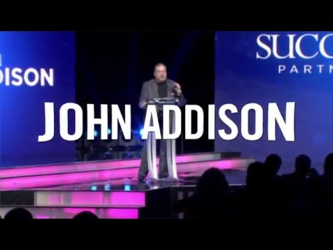 "John Addison on ""Real Leadership"""