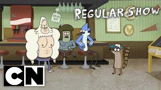 Regular Show - Bank Shot (Clip 1)
