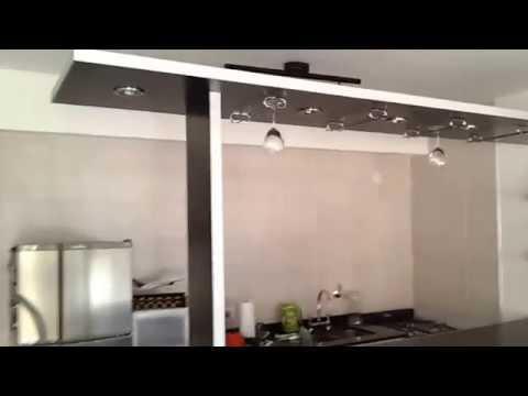 Divisor de ambientes desayunador barra remodelamos tu - Carpinteria santa clara ...