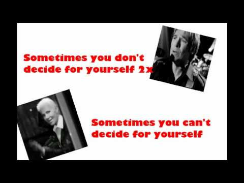 ROXETTE - 'WAY OUT' (Lyrics video)