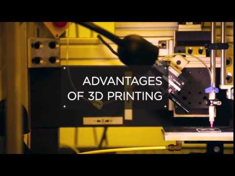 How 3-D printing is challenging traditional manufacturing