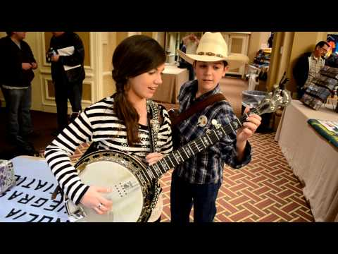 Willow Isaac one banjo