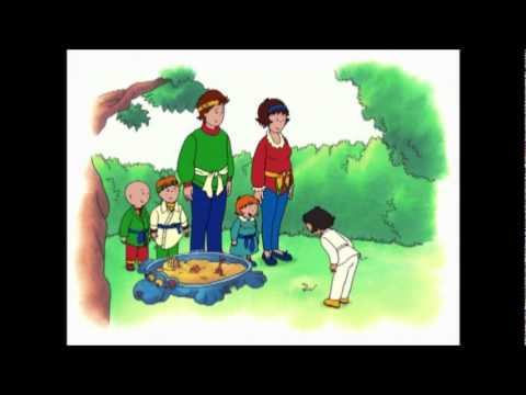 Caillou Family Collection 9 3 - YouTube Caillou Family Collection 9 1