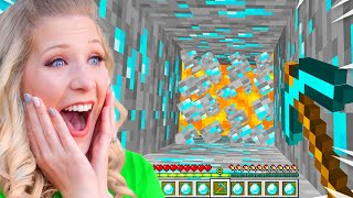 If You LAUGH, You DELETE Minecraft! (You Laugh You Lose Challenge)