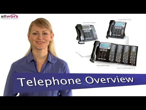 BizVoip.com Presents Allworx Training Series: Telephone Overview