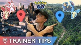 THESE ARE POKÉMON GO'S NEW GEN 3 REGION EXCLUSIVES (CAUGHT TWO OF THEM)