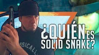 La Historia de Metal Gear I Solid Snake I