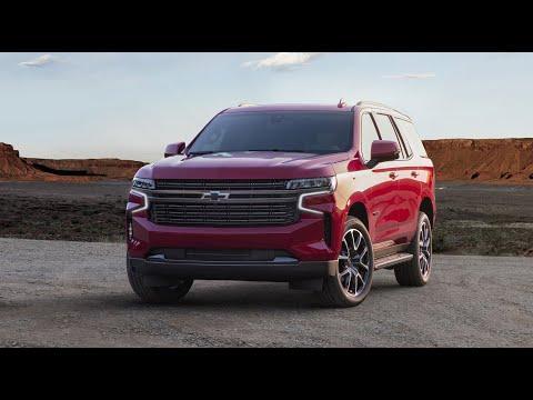 2021 Chevrolet Tahoe / Suburban