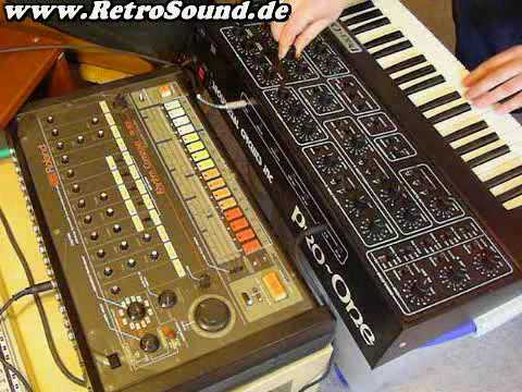 """Sequential Circuits Pro-One  """"I feel love...with this synth"""" ;)"""