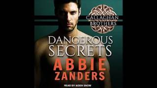 Dangerous Secrets Callaghan Brothers audiobook