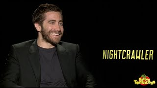 Jake Gyllenhaal & Rene Russo of Nightcrawler Talk About Their Dark Sides