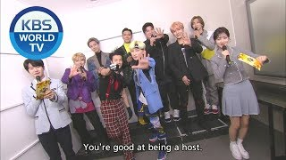 Interview with Super Junior (슈퍼주니어) [Music Bank / ENG / 2019.10.25]